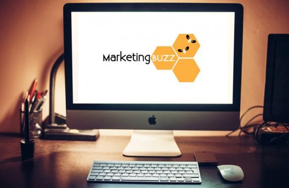 Marketing-Buzz-on-computer-screen